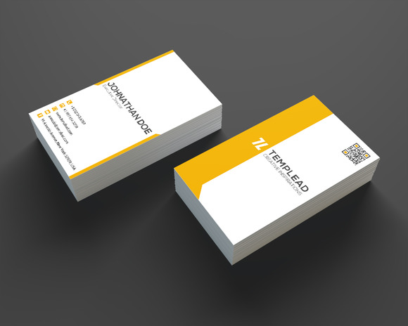 Corporate Business Card SE020