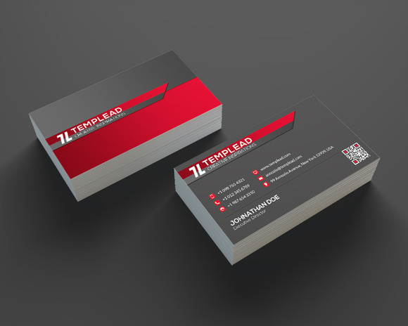 Corporate Business Card SE0210