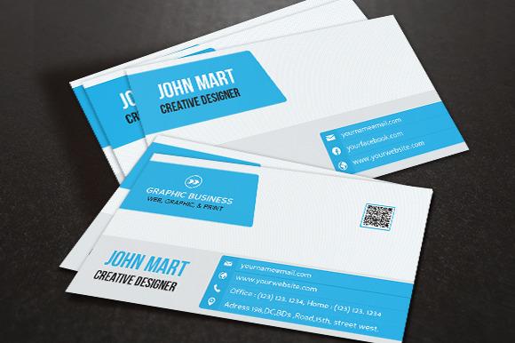 Creative Business Card V.07