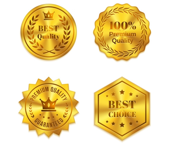Golden Badges