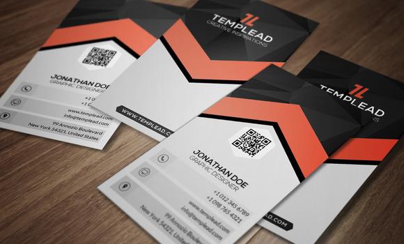20 Corporate Business Card Bundle 9