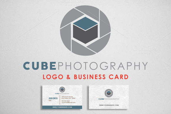Photography Logo Bcard Bundle