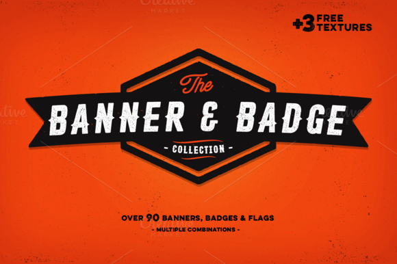 Banner Badge Collection