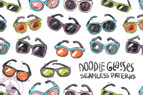 Doodle Glasses Patterns