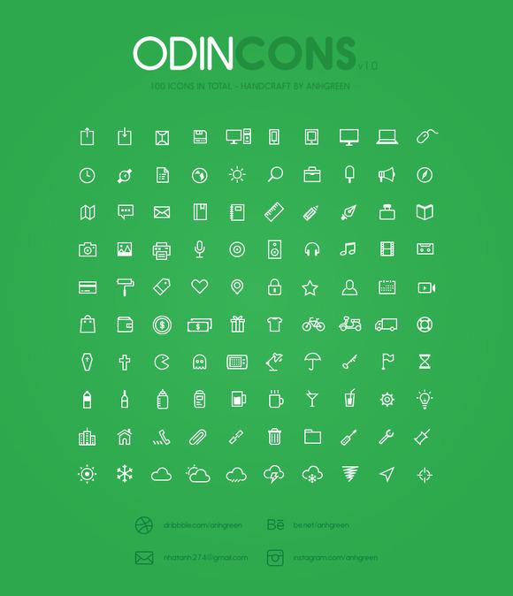 Odincons 1.0