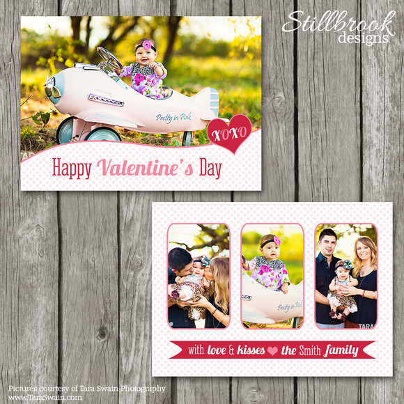 Valentines Day Card For Photographer