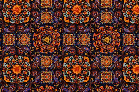 Esoteric Seamless Pattern