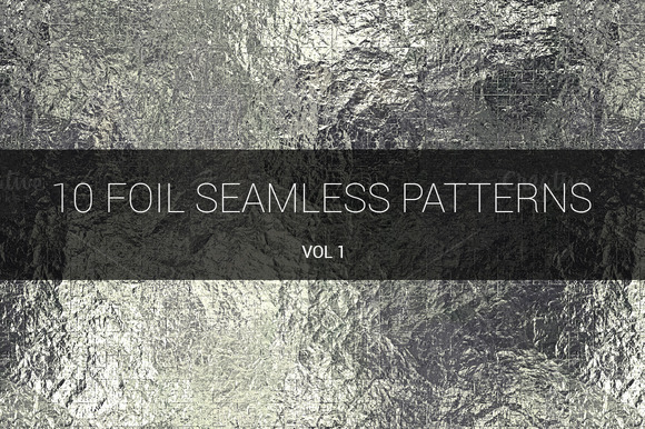 Foil Seamless Patterns