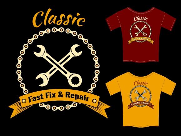 Fix And Repair T-Shirt