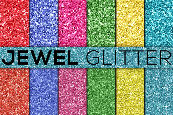 Jewel Glitter
