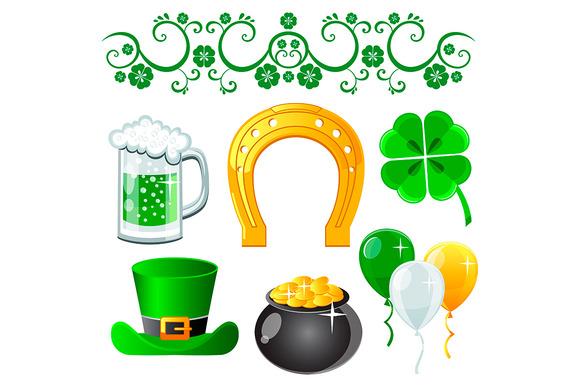 Saint Patrick S Day Symbols
