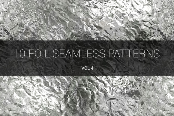 Foil Seamless Patterns