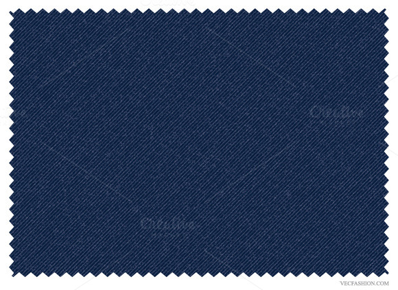Regular Denim Vector Fabric Texture