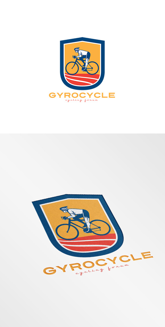 Gyro Cycles Cycling Forum Logo