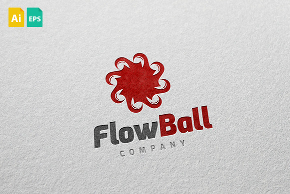 FlowBall Logo