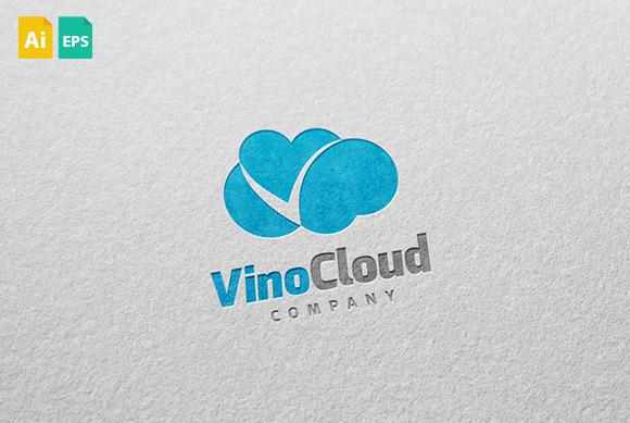 VinoCloud Logo