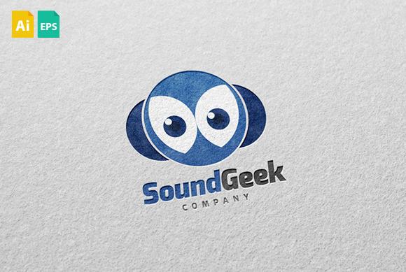 SoundGeek Logo