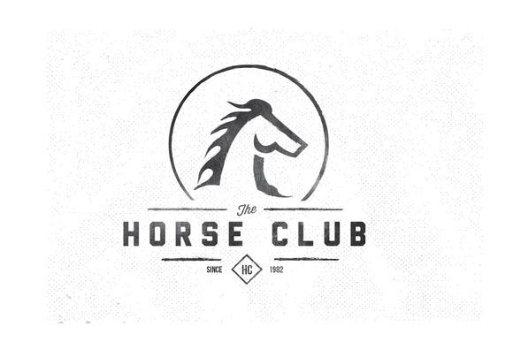 Horse Club Logo