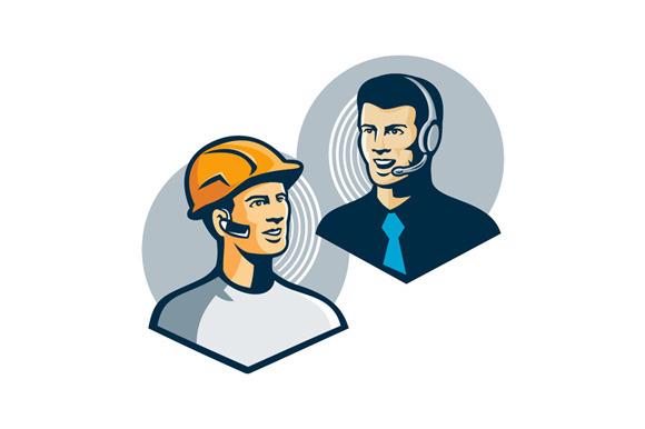 Construction Worker Telemarketer Ret