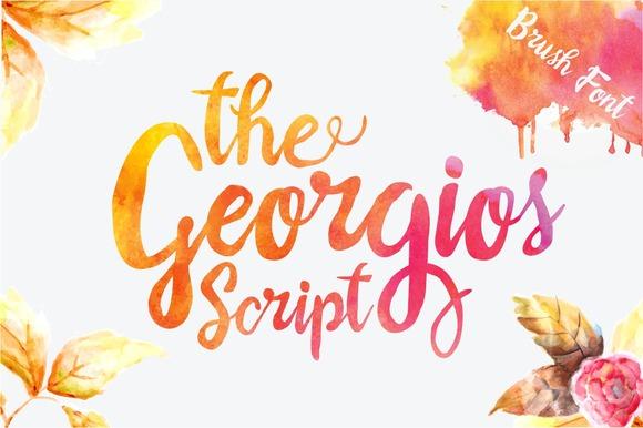 The Georgios