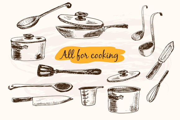 All For Cooking Small Set