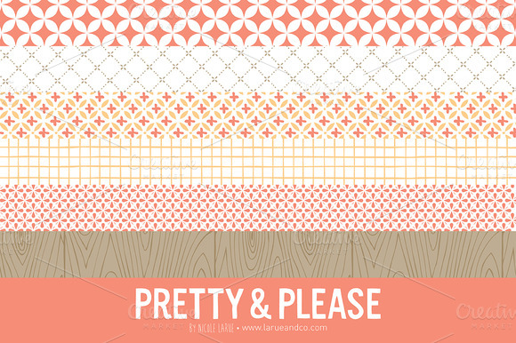 Pretty Please Patterns