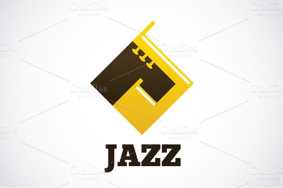 Jazz Logo Template