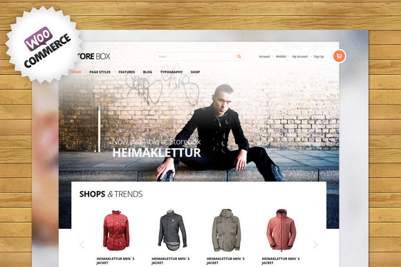 StoreBox ECommerce Theme