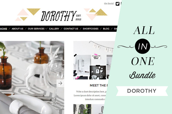 All In One Bundle Dorothy