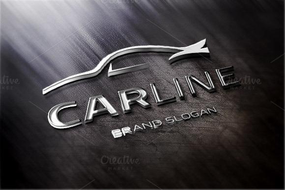 Car Line Logo