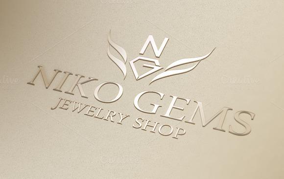 Niko Gems Logo