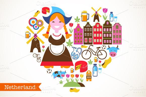 Netherlands Love