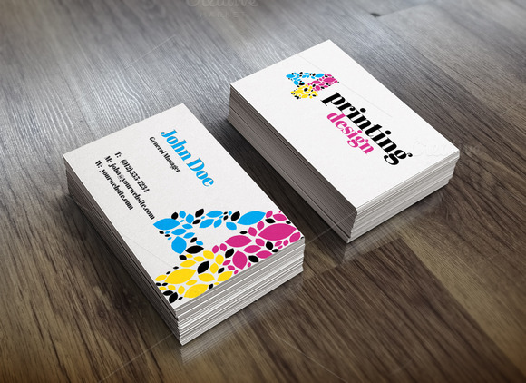 Printing Logo And Business Card Gift
