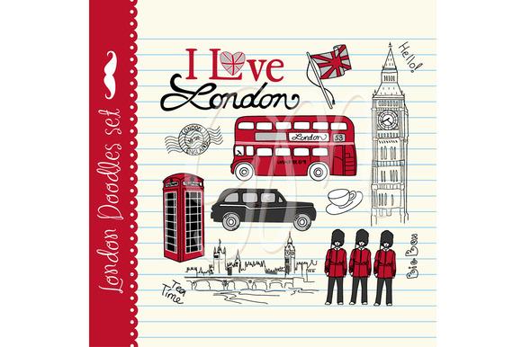 London Clip Art Great Britain