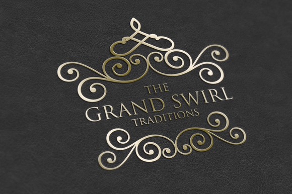 The Grand Swirl Logo
