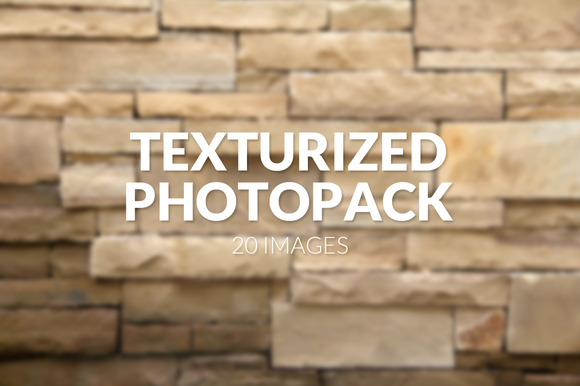 Texturized PhotoPack 20 Images