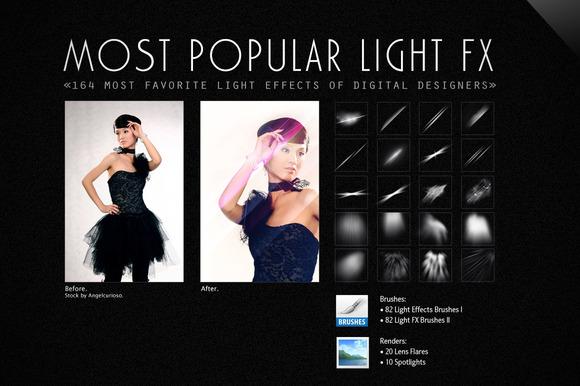 164 Most Popular Light FX