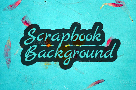 Scrapbook Background Paper