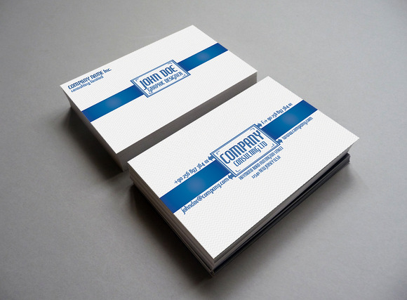 Simplicity Business Card