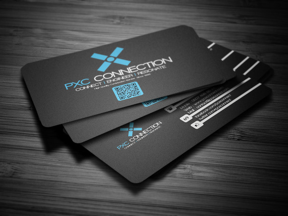 Style Corporate Business Card