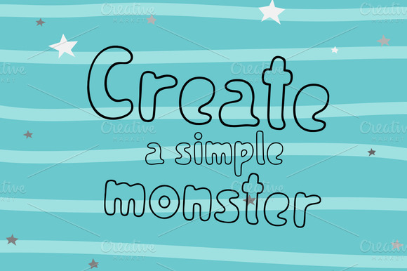 Create A Simple Monster