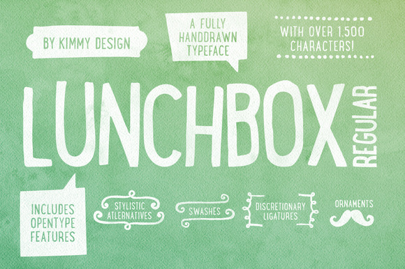LUNCHBOX REGULAR