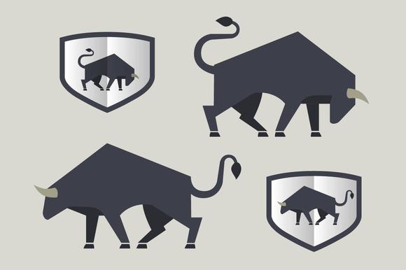 Bull Icons