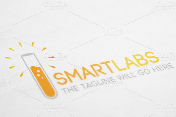 Smart Labs Logo Design