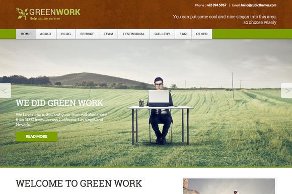 Greenwork