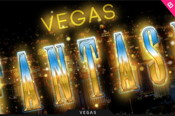 Vegas Layer Style