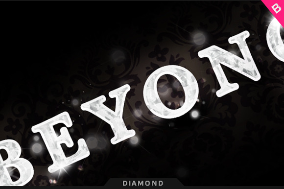 Diamond Layer Style
