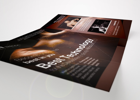 Body Trifold Brochure