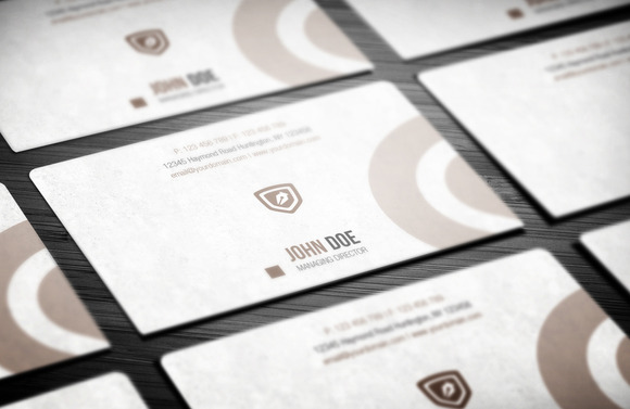 Coffee Business Card