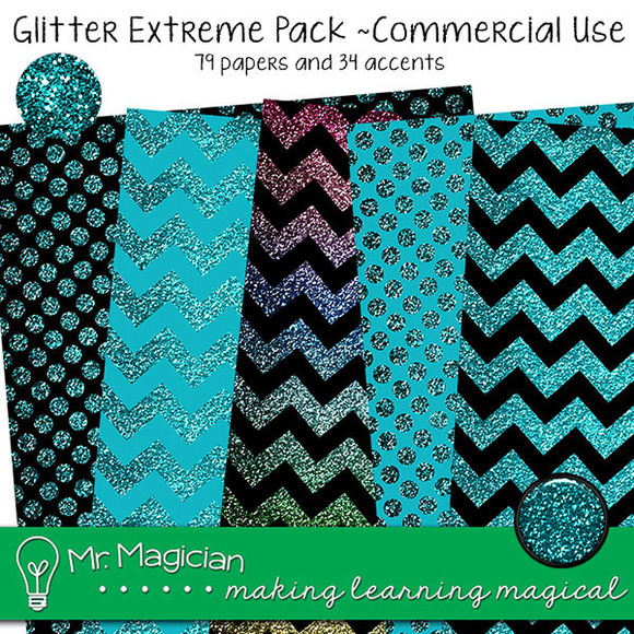 Glitter Extreme Pack